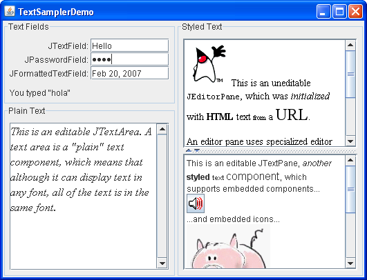 Setting up the celsiusconverter project (the java™ tutorials.